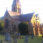 Another view of the Toddington Church