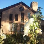 The mud brick house where Broadford Salon concerts are held